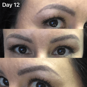 What to do if your Microblading Didn't Take