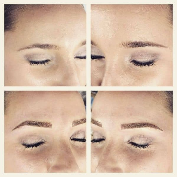 Microblading Scabbing Whats Normal And What Isnt While Healing