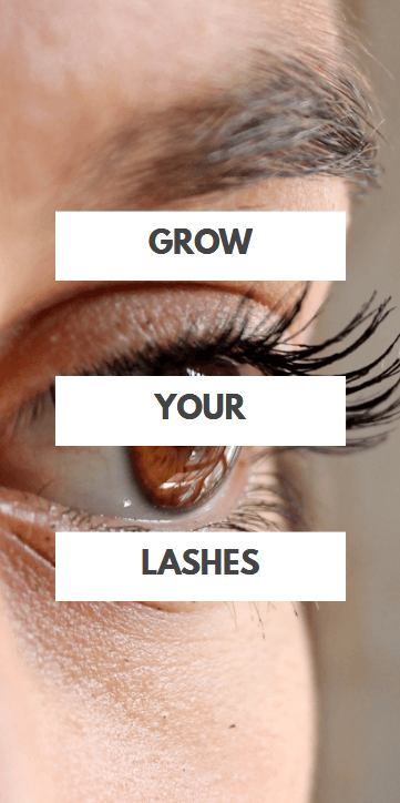 eyelash growth guide