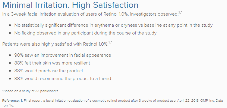 obagi retinol benefits