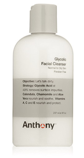 glycolic acid to reduce razor bumps