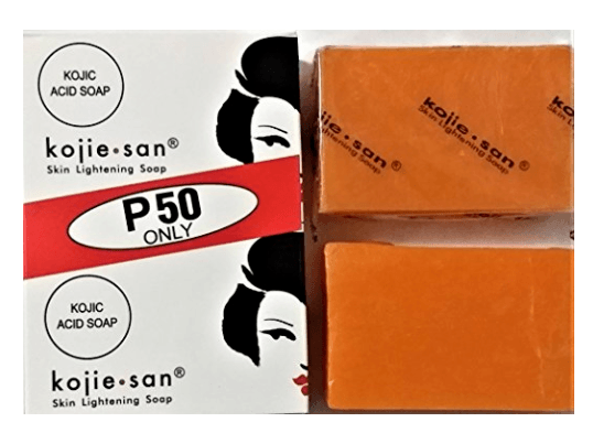 kojie san kojic acid soap