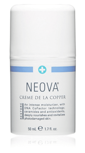 neova creme with copper peptides