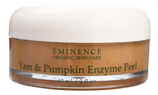 organic pumpkin enzyme mask